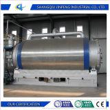 Pneumatico residuo/pneumatico di plastica dello spreco della pianta di pirolisi che ricicla macchina