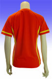 Women's Sports exécutant dry fit T-Shirt Polyester