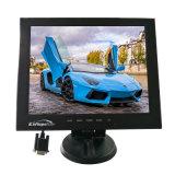 Quadratischer LCD-Monitor 12 Zoll-Auto LCD-Fernsehapparat-Monitor
