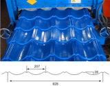 Гидровлический застекленный крен плитки формируя машинное оборудование/застекленную толем линию плитки отростчатую