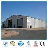 Diseño prefabricado de la estructura de acero para Warehouse&Workshop