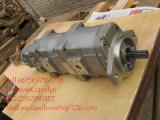熱い! 日本OEM小松のローダーSA6d140油圧ポンプ705-56-36050最初のポンプ: 705-38-39000予備品