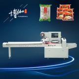 Fábrica semiautomática de la empaquetadora de los tallarines inmediatos