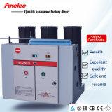 Alto voltaje 24kv 3p corta-circuito Vcb del vacío de 630 amperios