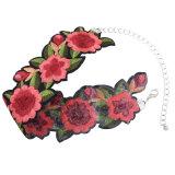 Halsband van de Nauwsluitende halsketting van de Bloem van de Giften van de Kraag van de Juwelen van de tatoegering de Boheemse Boho Afgedrukte