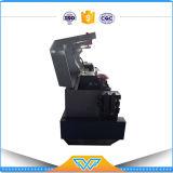 Изготовляющ & обрабатывающ выправлять и автомат для резки провода машинного оборудования стальной