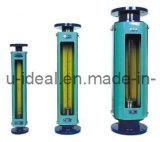 Simple point de vue de l'air débitmètre de liquide