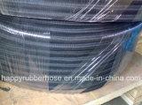 SAE100 R5/fio trançado recobertos de têxteis de borracha hidráulico