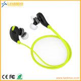 Suono eccellente di sport delle cuffie avricolari stereo senza fili su ordinazione di Bluetooth