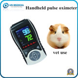 Beweglicher Handmonitor des impuls-Oximeter-SpO2 für Veterinärmedizinische Ausrüstung