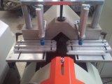Tagliatrice di vetro dell'asse da 45 gradi per la finestra ed il portello del PVC