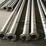 Il tubo del metallo con il nome scanalato è tubo scanalato per il filtro dell'olio