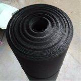 黒い金網または黒いワイヤークロスまたは黒い上塗を施してある金網