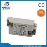 Fonte de alimentação 12V do interruptor do diodo emissor de luz AC/DC 1A com FCC RoHS do Ce