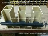 Le plastique composé en bois écologique de PVC lambrisse le panneau de plafond de PVC