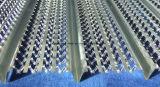 Erweitertes Metallineinander greifen-hohe Rippen-Verschalung-hohes Rippen-Ineinander greifen