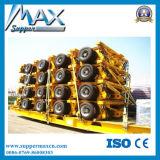 De multi Hydraulische Aanhangwagen van de As, Modulaire Aanhangwagen