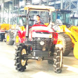 90HP de Tractor van het landbouwbedrijf/MiniTractor voor Verkoop