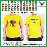 선전용 주문 Selection 대통령 t-셔츠