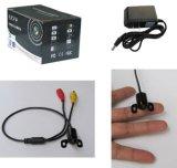 520tvl 0,008lux Night Vision 90deg HD Mini Bullet Cor Câmera Áudio
