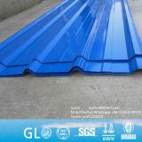 Farbe vorgestrichenes gewölbtes galvanisiert/Galvalume-Stahlblech-Metall/Alu - ZinkGi Gl Dach-Blatt-Preis