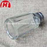 frasco do tempero do uso de sal 50ml100ml e de pimenta