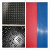 Установите противоскользящие резиновые коврик для двери в помещении резиновый коврик на полу