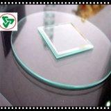 3mm -19mm ont personnalisé la glace incurvée par Glas courbée
