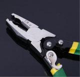 Nova-Hand bearbeitet Zangen des Draht-8inch, Skipproof Sperrung-Zangen