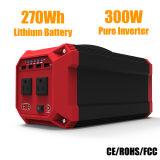 Sistema gerador de energia solar para 110V/220V/230V Home/Utilização no Exterior