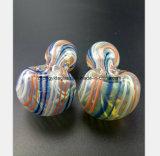 2.95 van de Kleur Duim van de Waterpijp van het Glas van de Pijpen van de Terugwinning van de Olie van de Filter