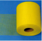 Red Álcali-Resistente de la fibra de vidrio para Eifs 10X10m m, 145G/M2