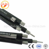 XLPE Insulated Aerial Bundled Cables 6.35/11, 12.7/22, 19/33kv Thermocouple ABC Cable Wires