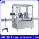 E-Cig E-líquido (aceite) de la línea de producción de máquina de llenado