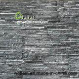 중국 M501 벽 클래딩을%s 까만 Marquina 대리석 문화 돌