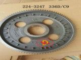 Terno da engrenagem 242-0673 do eixo de cames para a lagarta 330d, 336D/C9