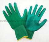 Нитриловые труда защитные перчатки