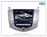DVD del coche del BYD S6 (disposición alta y baja) con el sistema de navegación GPS