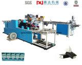 Cadena de producción automática completa del papel del pañuelo, precio Pocket de la máquina de papel de tejido