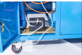 Cleat van China fabrikant-Holo de Machine van het Lassen van de Riem voor Transportband