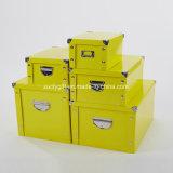 다중목적 강한 &#160 인쇄 주문을 받아서 만드십시오; Foldable 저장 매표소/가정 포장지 상자