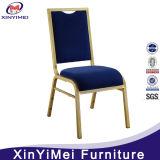 Banquete moderno de la boda del restaurante del hotel que cena la silla de aluminio del metal (XYM-L43)