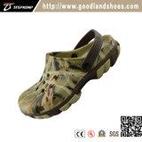 Мужчин вне обычных EVA засорить окраска сад обувь 20287B-1