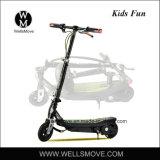 子供24V 100W 120Wのためのシートが付いているFoldable電気スクーター