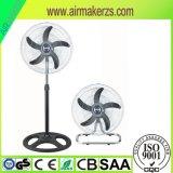 18 Standplatz-Ventilator der Zoll-Industrie-3in1 mit Cer, CB, ETL