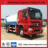 Camion del serbatoio di acqua di Sinotruk HOWO 10m3 da vendere nel Kenia