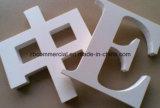 Tarjeta/hoja de alta densidad de la espuma del PVC del blanco del fabricante profesional