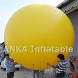 L'elio illuminato LED di abitudine Balloons la sfera per la decorazione