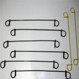 電流を通された二重ループタイワイヤー(ISO9001: 2000年)