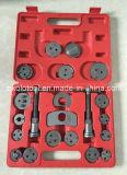 Всеобщий комплект инструментального ящика 21PCS задней части ветра Rewind крумциркуля тарельчатого тормоза обслуживания автомобиля